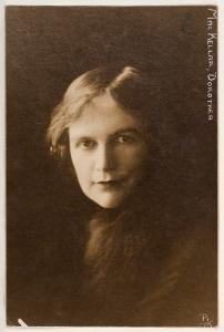 Dorothea Mackellar in 1927